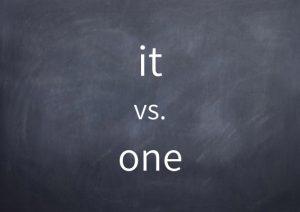 051-it-vs-one