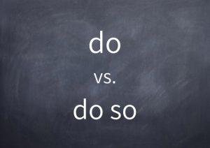 055-do-vs-do-so